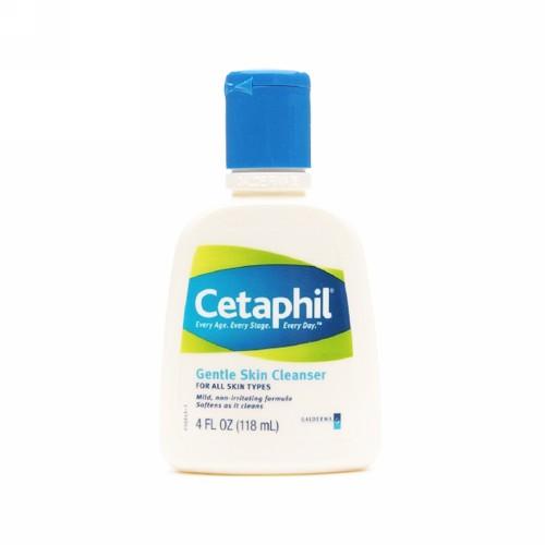 CETAPHIL GENTLE SKIN CLEANSER 118 ML BOTOL