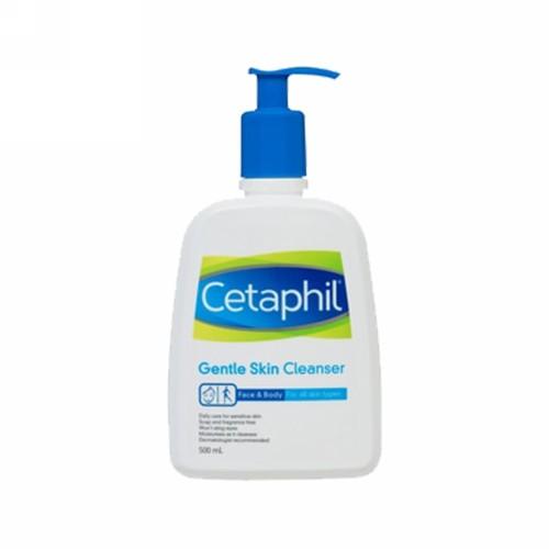 CETAPHIL GENTLE SKIN CLEANSER 500 ML BOTOL