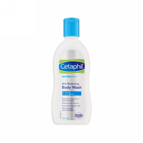 CETAPHIL RESTORADERM SKIN RESTORING BODY WASH 295 ML