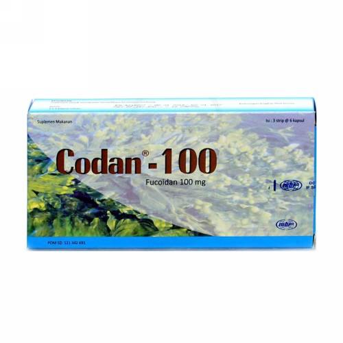 CODAN 100 MG KAPSUL BOX