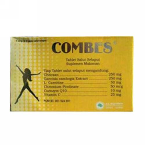 COMBES STRIP 6 TABLET