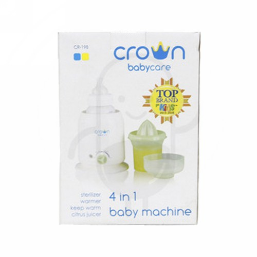 CROWN WARMER 4IN1 CR 198