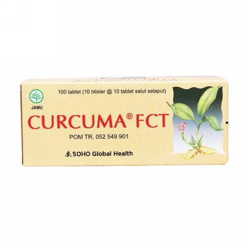 CURCUMA FCT BOX 100 TABLET