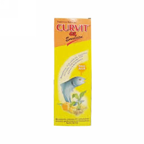 CURVIT CL EMULSI 60 ML