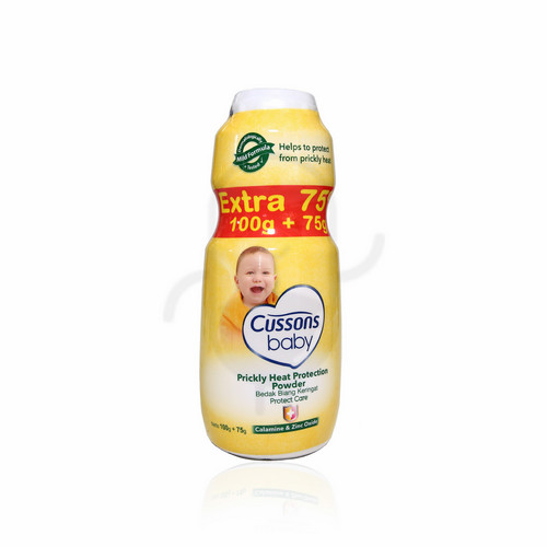 CUSSON BABY POWDER CARE AND PROTEC 100 GRAM