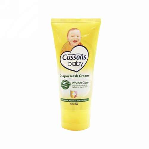 CUSSONS BABY DIAPER RASH CREAM 50 GRAM