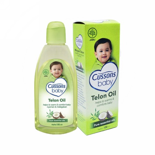 CUSSONS BABY TELON OIL 100 ML