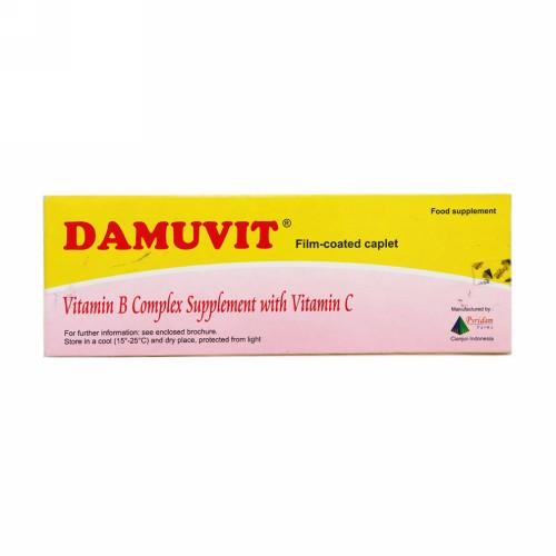 DAMUVIT STRIP 10 KAPLET