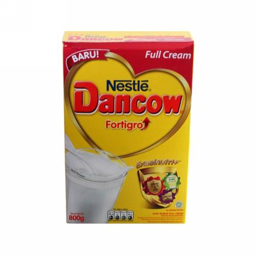 DANCOW FORTIGRO FULL CREAM 800 GRAM BOX