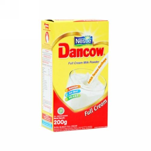 DANCOW FULL CREAM 200 GRAM BOX