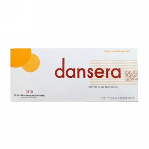 DANSERA TABLET STRIP