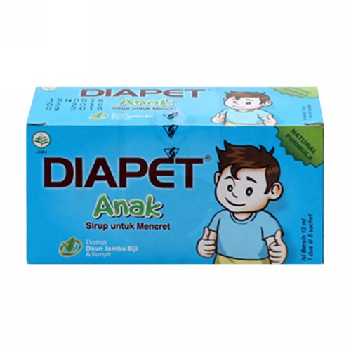 DIAPET ANAK 10 ML SACHET