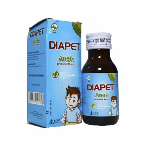 DIAPET ANAK SIRUP 60 ML