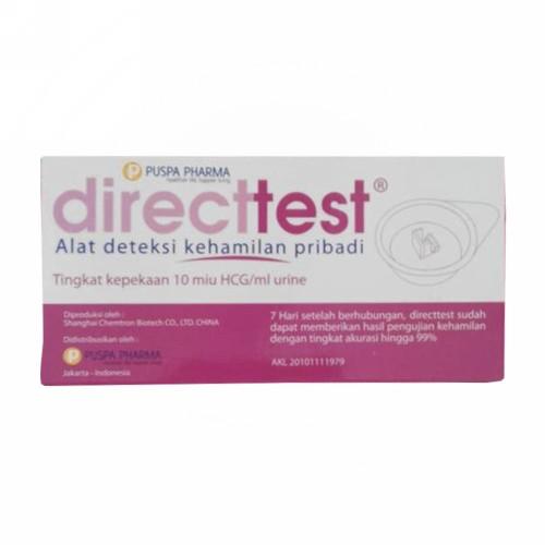 DIRECTTEST TEST PACK