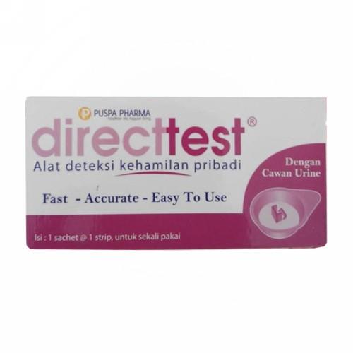 DIRECTTEST TEST PACK DENGAN CAWAN URINE