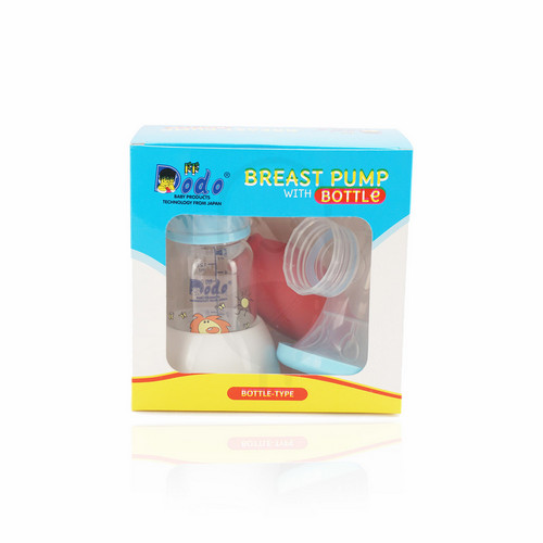 DODO BREAST PUMP WITH BOTTLE
