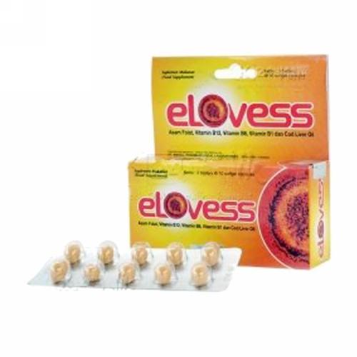 ELOVESS BOX 30 KAPSUL