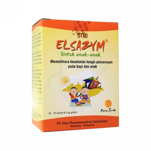 ELSAZYM TABLET STRIP