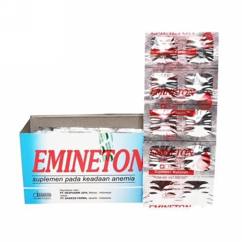 EMINETON BOX 100 TABLET