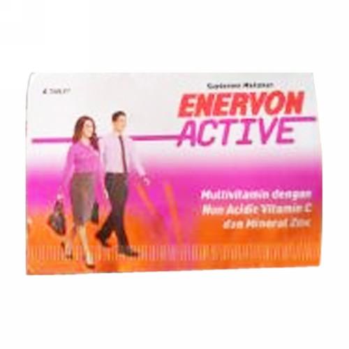ENERVON ACTIVE STRIP 4 TABLET