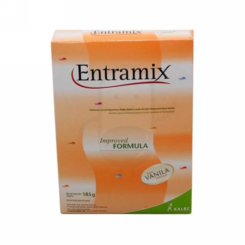 ENTRAMIX SUSU RASA VANILA 185 GRAM BOX
