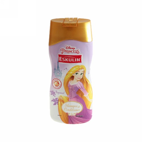 ESKULIN KIDS SHAMPOO AND CONDITIONER RAPUNZEL BOTOL 200 ML