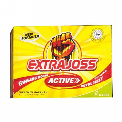 EXTRA JOSS ACTIVE BOX 6 SACHET
