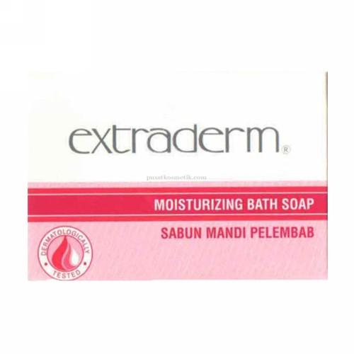 EXTRADERM BATH SOAP MOISTURIZING BOX 90 GRAM