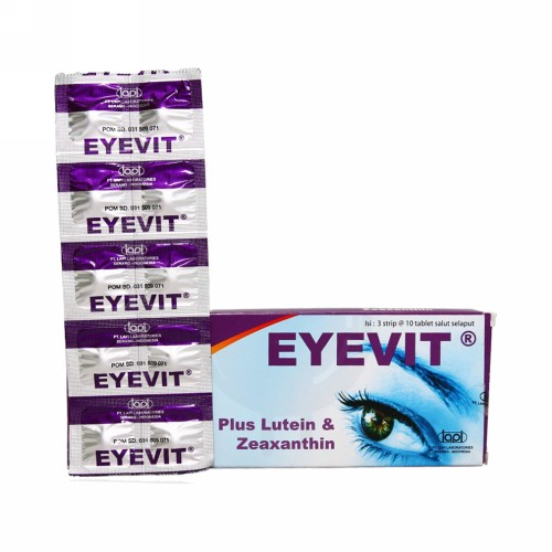 EYEVIT BOX 30 TABLET