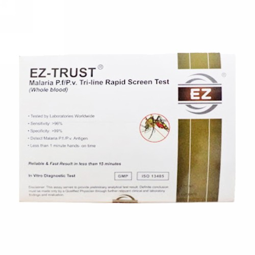 EZ TRUST HIV RAPID TEST STRIP
