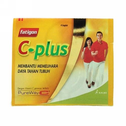 FATIGON C-PLUS STRIP 4 KAPLET