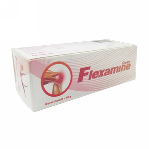 FLEXAMINE KRIM 30 GRAM