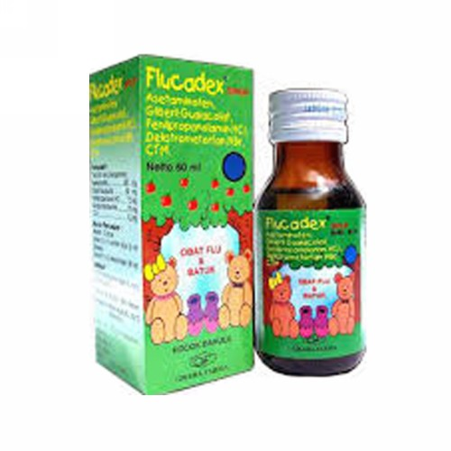 FLUCADEX SIRUP 60 ML