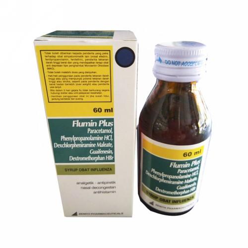 FLUMIN PLUS SIRUP 60 ML
