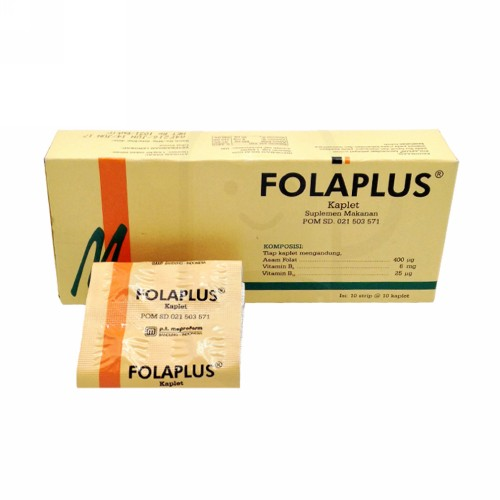 FOLAPLUS STRIP 10 KAPLET