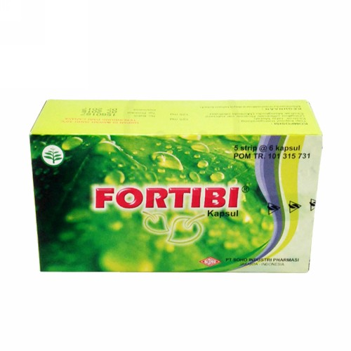 FORTIBI BOX 30 KAPSUL