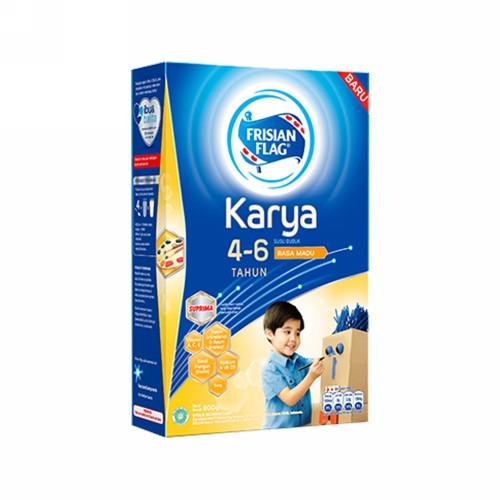 FRISIAN FLAG KARYA USIA 4-6 TAHUN RASA MADU 800 GRAM BOX