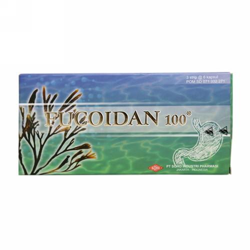 FUCOIDAN 100 MG BOX 30 KAPSUL
