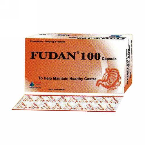 FUDAN 100 MG BOX 30 KAPSUL