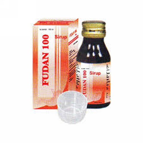FUDAN 100 SIRUP 100 ML