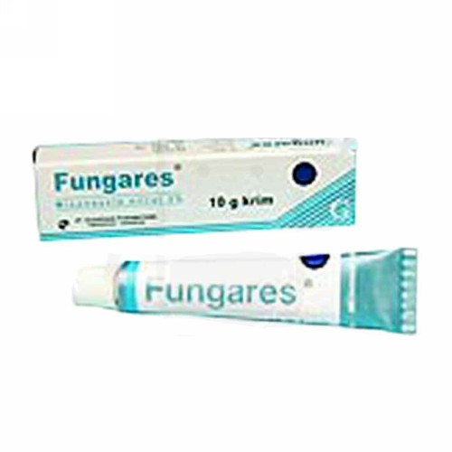 FUNGARES 10 GRAM KRIM