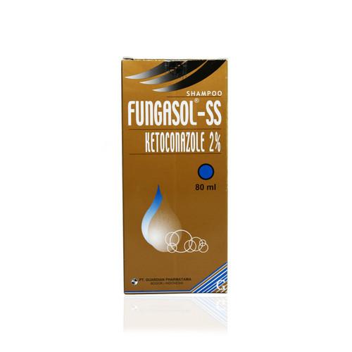FUNGASOL-SS 2% LARUTAN 80 ML