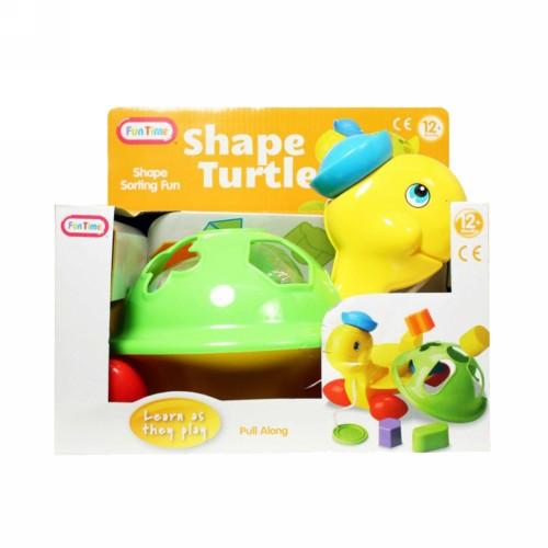 FUNTIME SHAPE TURTLE - 5006