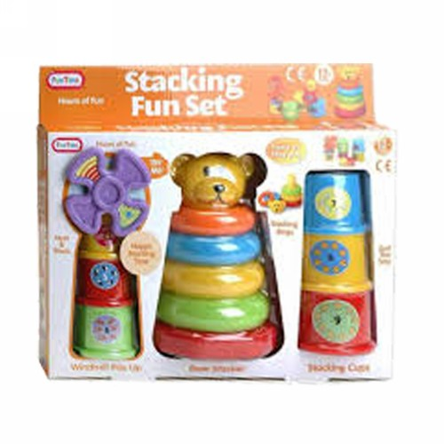 FUNTIME STACKING FUN SET - 5312
