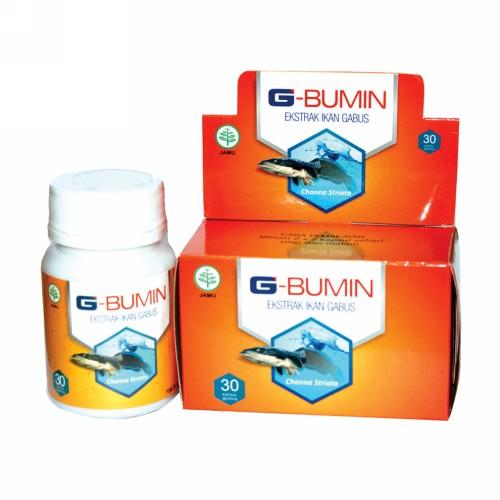 G-BUMIN BOX 30 KAPSUL