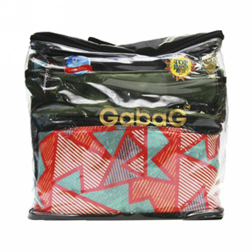 GABAG THERMAL BAG TYPE GREEN RADJA