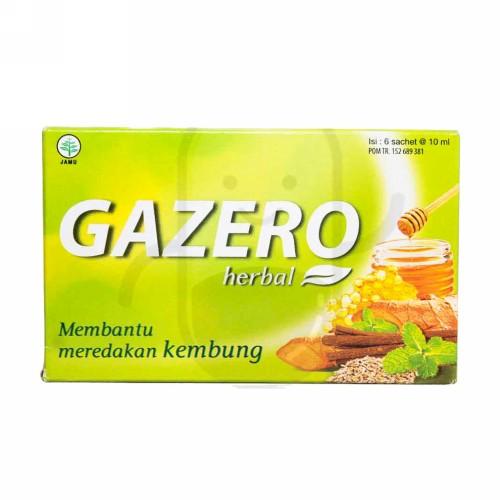 GAZERO 10 ML SACHET