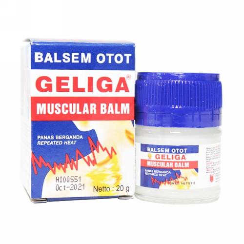 GELIGA BALSEM OTOT 20 GRAM