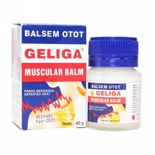 GELIGA BALSEM OTOT 40 GRAM