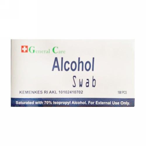 GENERAL CARE ALKOHOL SWAB